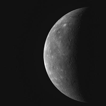 عطارد از نگاه فضاپیمای مسنجر