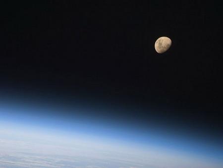 زمين و ماه